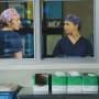 Callie and Amelia Talk it Over - Grey's Anatomy Season 11 Episode 24