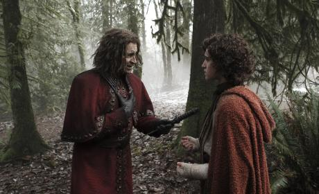 Ultimate trust - Once Upon a Time Season 6 Episode 13