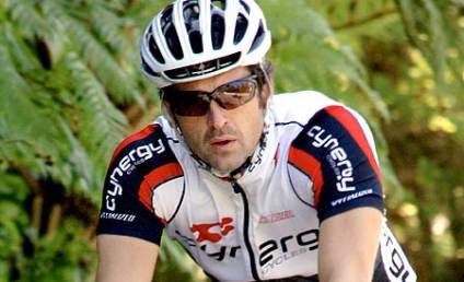 Patrick Dempsey Returns to the Bike