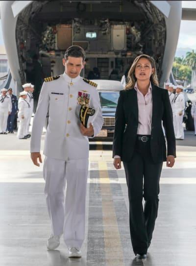 Finding the Truth - NCIS: Hawai'i Season 1 Episode 1