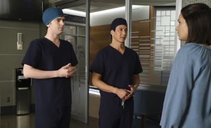 The Good Doctor Season 4 Episode 15 Review: Waiting