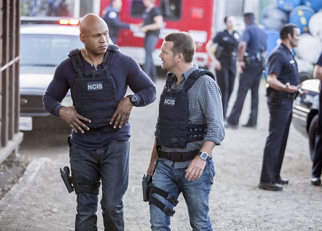 A dark past ncis los angeles