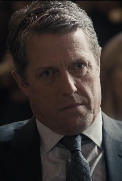 Jonathan Looks Perturbed - The Undoing Season 1 Episode 6