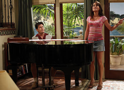 Watch Two and a Half Men Season 7 Episode 1 Online