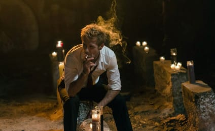 Constantine is Officially Dead
