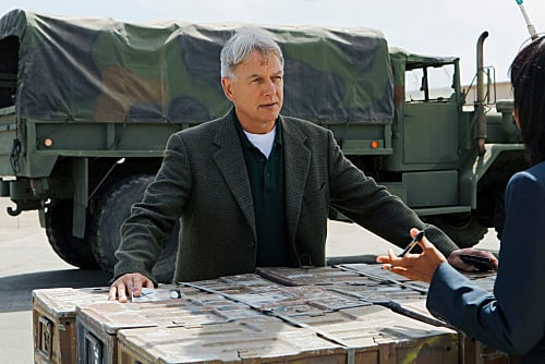 Gibbs vs. the CIA