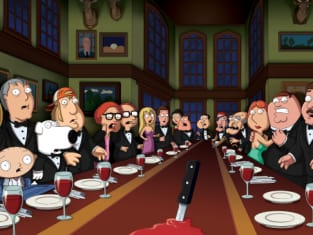 Family Guy Clue Episode