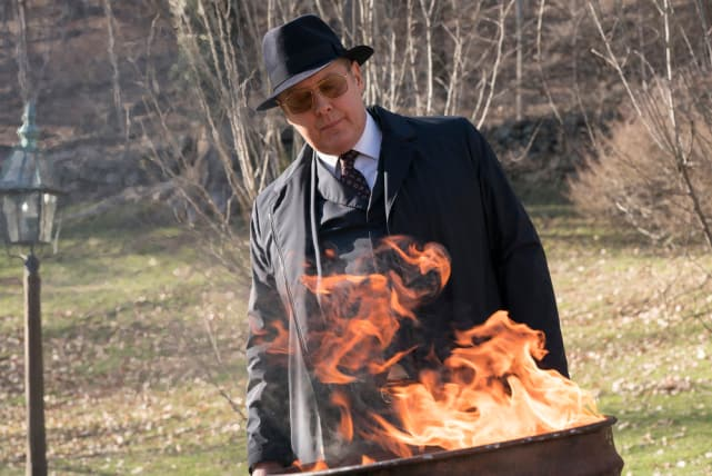 Tripper - Red Reddington - The Blacklist