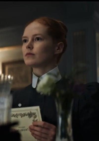 Inside Woman - The Alienist: Angel of Darkness Season 1 Episode 3