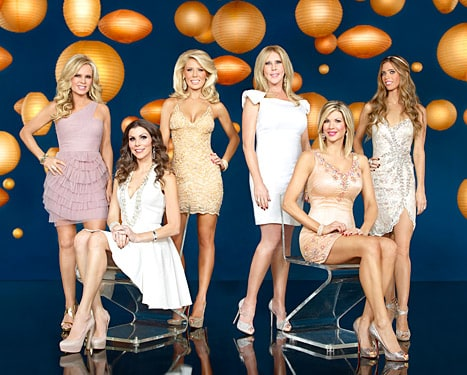 Real Housewives of Orange County Cast Picture