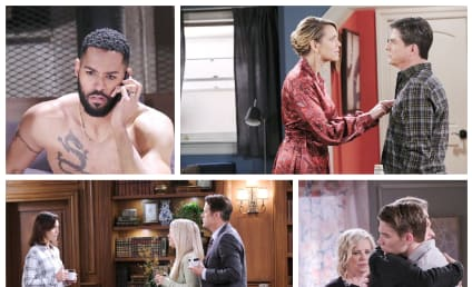 Days of Our Lives Spoilers Week of 10-12-20: The Net Tightens