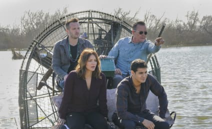 Scorpion Season 4 Episode 19 Review: Gator Done