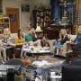 A Group Gathering - The Big Bang Theory Season 10 Episode 9