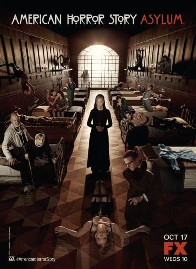 American Horror Story Poster Season 2 Poster
