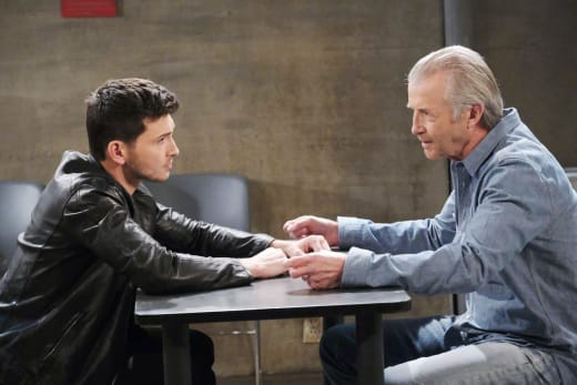 Ben's New Lead - Days of Our Lives