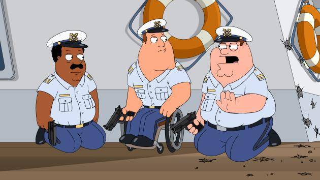 The Coast Guard Boys