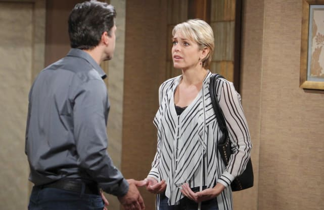 Eric Has a Realization - Days of Our Lives