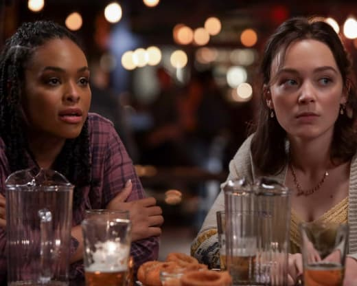Unlikely Partners -- Tall - Motherland: Fort Salem Season 2 Episode 2