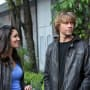 Kensi Watches Deeks