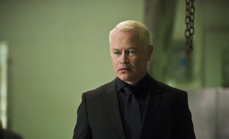 Time to go - Arrow Season 4 Episode 20
