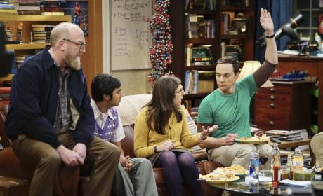 Sheldon Has an Idea - The Big Bang Theory Season 10 Episode 21