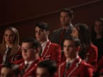 Watching Sectionals - Glee Season 6 Episode 11