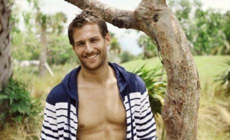 Juan Pablo Galavis Shirtless