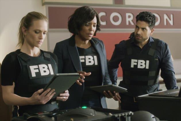 On the Scene - Criminal Minds Season 13 Episode 19