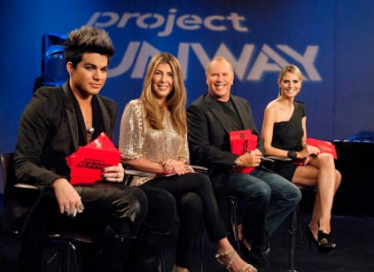 Watch Project Runway Season 9 Episode 9 Online