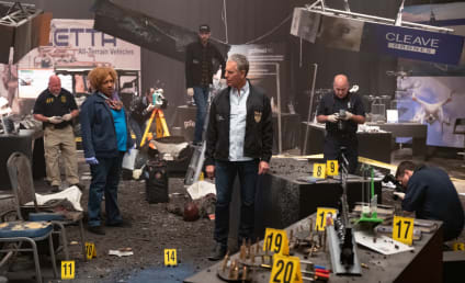NCIS: New Orleans Season 5 Episode 22 Review: Chaos Theory