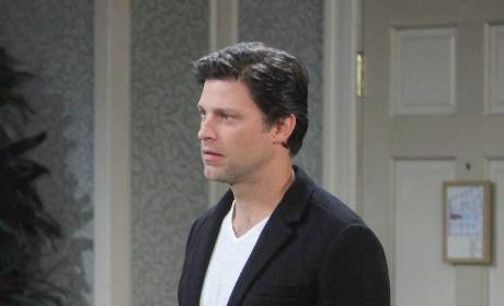 Eric Heads to Kristen's - Days of Our Lives