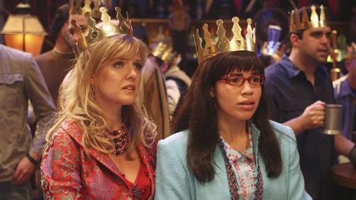 Betty and Christina are Princesses
