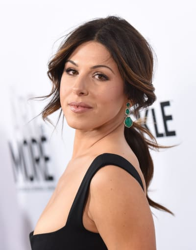 """Cristina Rosato arrives at the premiere of Crackle's """"The Art of More"""""""