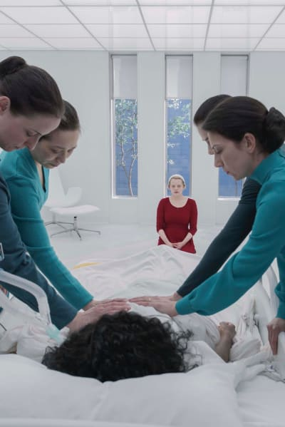 Prayers  - The Handmaid's Tale Season 3 Episode 9