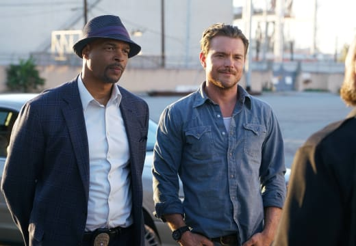 The Team - Lethal Weapon Season 1 Episode 1