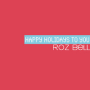 Roz bell happy holidays to you