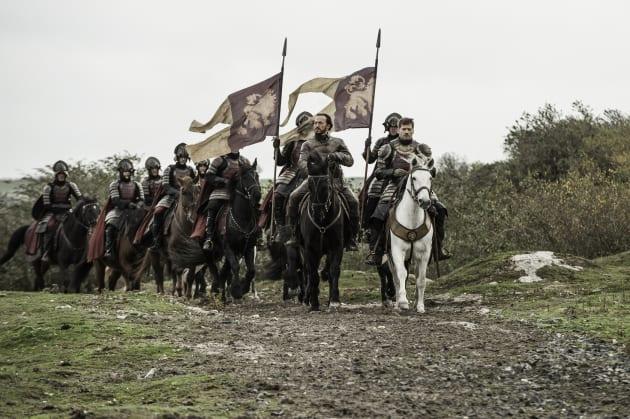 Marching Back To King's Landing? - Game of Thrones Season 6 Episode 10