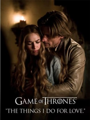 Game of Thrones Two Poster