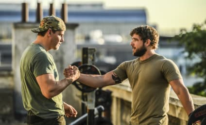 Watch SEAL Team Online: Season 3 Episode 1