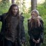 Roan Leads Clarke - The 100 Season 3 Episode 2