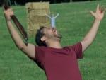 Jamal Zadran Celebrates - The Amazing Race