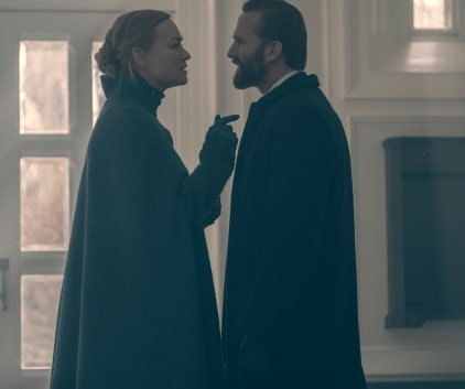 Looking for June - The Handmaid's Tale