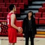 Baez Interviews a Basketball Player - Blue Bloods Season 9 Episode 12