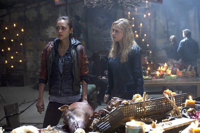Raven's Not Ready to Forgive - The 100 Season 2 Episode 9