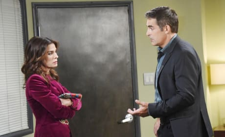 Are you happy that Hope and Rafe have reunited?