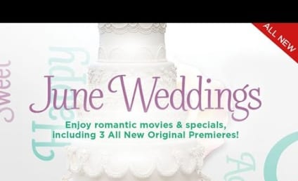 Hallmark Channel: Celebrate Romance with June Weddings!