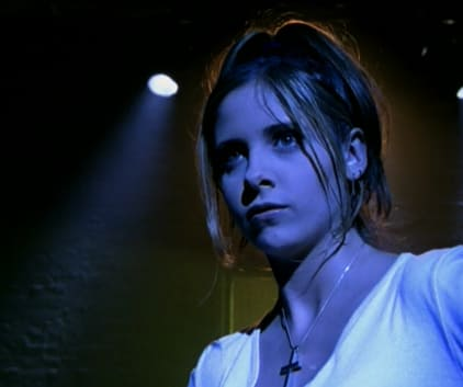 A Slayer Rises - Buffy the Vampire Slayer