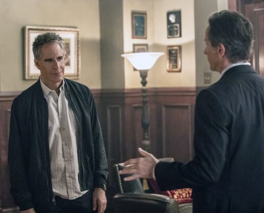 Tense Negotiations - NCIS: New Orleans Season 3 Episode 19