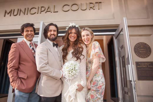 Wedding Photos - This Is Us Season 1 Episode 14