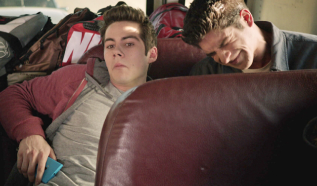 Scott and Stiles (Teen Wolf - MTV)